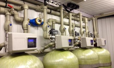 Фильтрационные станции для воды