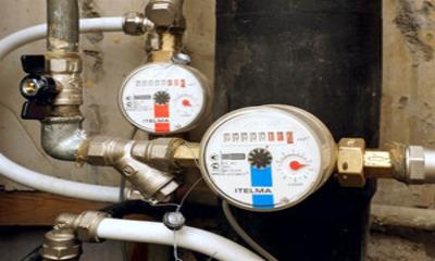 Пломбирование счетчиков воды — услуги группы компаний «Н2О-ТЕХНОЛОГИИ»