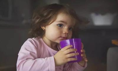 Высокая температура ребенок много пьет